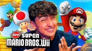 Mario Bross Monde 6 ! (avec JeremiiHD, un bg comme vous)