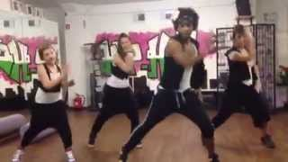 Major Lazer feat RDX - Lose Yourself by Juan Saturria (Zumba Fitness)