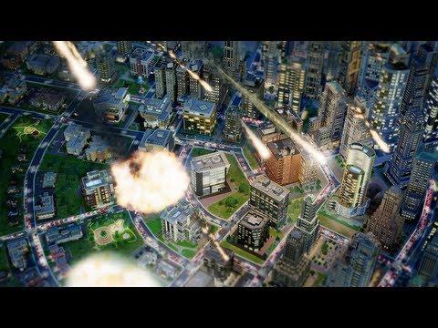 Katastrofy w SimCity