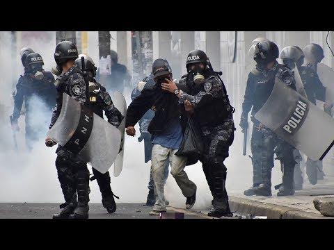 Protests rock Honduras as corruption investigation blocked