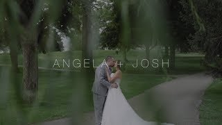 ANGELA + JOSH (Cinematic Wedding Film)