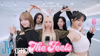 TWICE 'The Feels' Choreography Video (Moving Ver.)