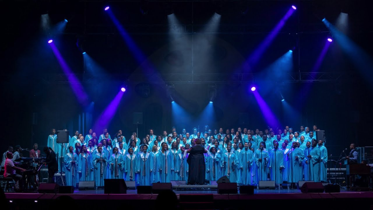 Total Praise Mass Choir - Gospel Festival de Paris 2020