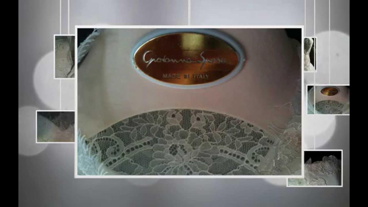 d2db16e4f9 Salon Włoskich Sukien Ślubnych GIOVANNA SPOSA - YouTube