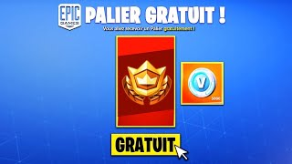 "RECEVOIR VERY WHAT ""10 PALIER"" FREE SAISON 10 on Fortnite! (TUTO FORTNITE)"