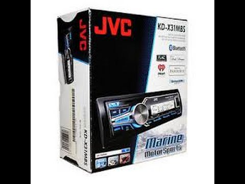 Review On: JVC KD-X31MBS Marine UTV/ / Motorcycle Stereo