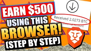 Earn $500 monthly using this browser! (FULL GUIDE)
