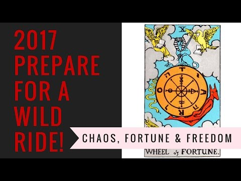 Preparing for a wild future -2017 The Year Everything Changes