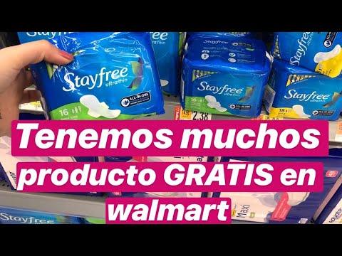 Tenemos Productos GRATIS en Walmart + Reembolsos de Ibotta 1/23/19