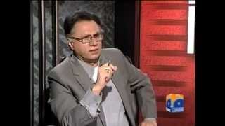 Hassan Nisar Mere Mutabiq 29 Jul 2012 on Moral values