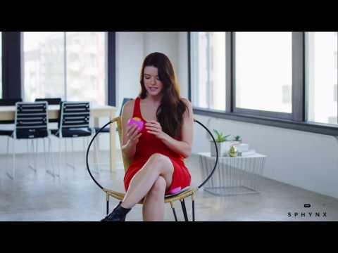 Charlene Rose in Sphynx Razor Commercial