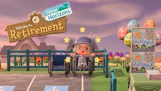 Retirement Island Tour | Animal Crossing