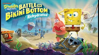 Приключения Губки БОБА Начало SpongeBob SquarePants: Battle for Bikini Bottom Rehydrated