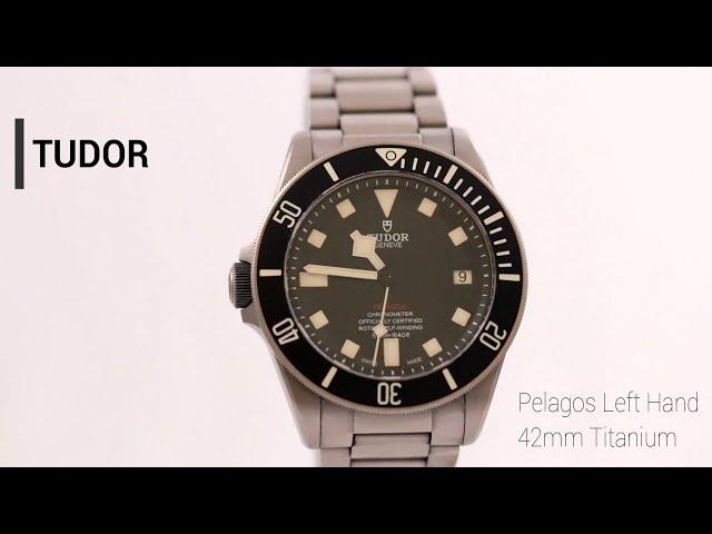 ????? ?????? ???? ??????? Tudor Pelagos Lefty M25610TNL-0001 - ???? ???? - ????? ??????? ???????