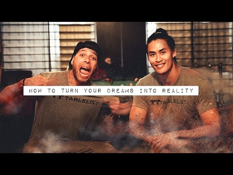 How To Turn Your Dreams Into Reality | ft. Julian Jung - CEO TABLELIST