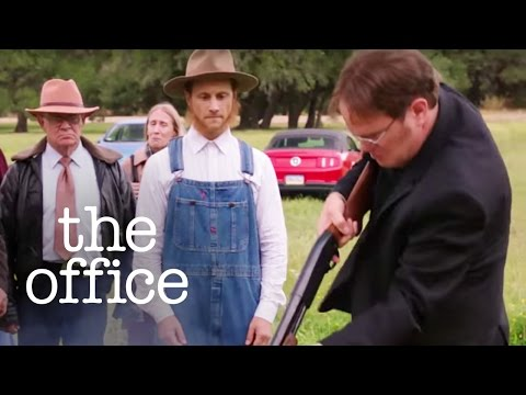 How to Know if They Are Really Dead // The Office US