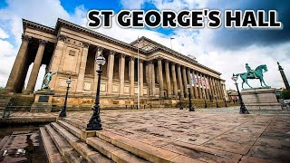 MAGNIFICENT ST GEORGE'S HALL Images