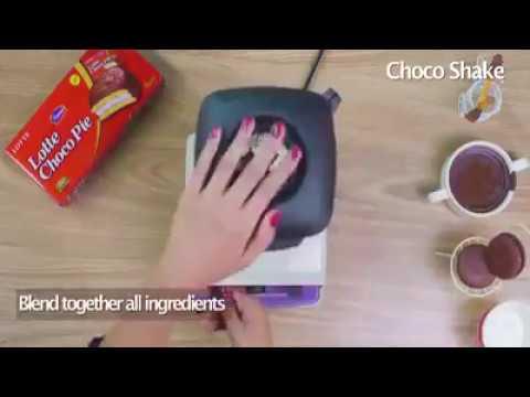 Choco Shake - Lotte ChocoPie