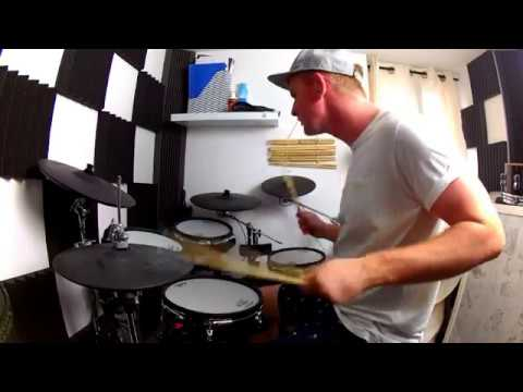 Scooter - Jumping All Over The World - Drum Cover