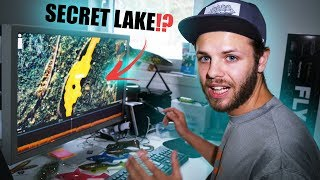 Trying a NEW LAKE (found on Google Maps) 🌎 - PIKE FISHING thumbnail