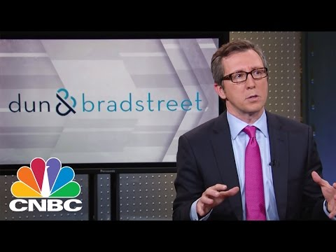 Dun bradstreet ceo delivering data mad money cnbc for Donald bradstreet