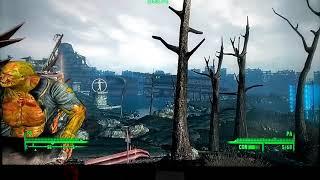 Bug en Fallout 3 XD 😂😂