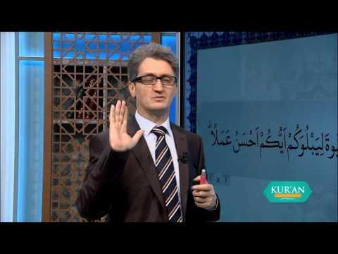 Kur'an Öğreniyorum 46.Bölüm - Mülk Suresi (1-6)