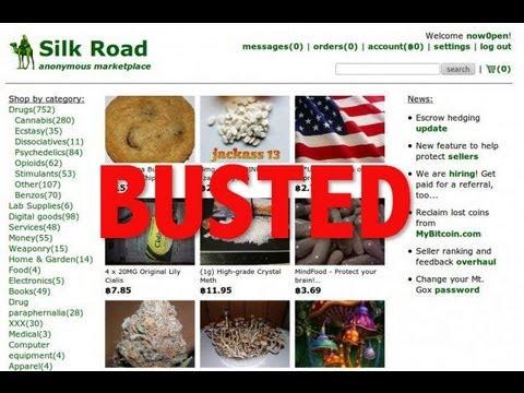 Online Illegal Drug Marketplace