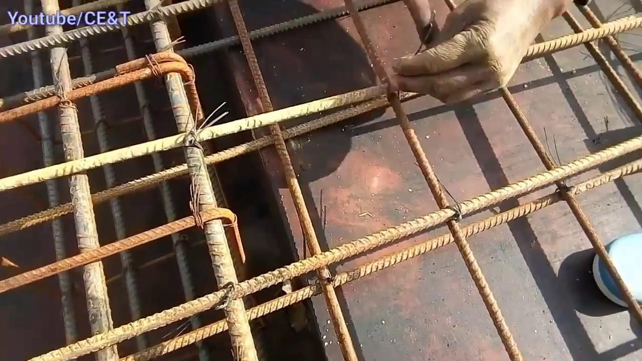Beam Amp Slab Reinforcement Tie Binding Wire Calculate