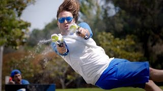 EPIC WATER GUN BATTLE! (Smosh Games vs. The Warp Zone) thumbnail