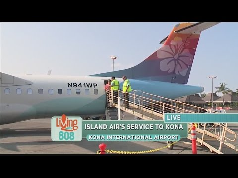 Island Air launches service to Kona