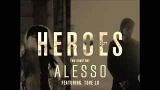 Alesso Feat. Tove Lo - Heroes (We Could Be) [Hard Rock Sofa And Skidka Remix]