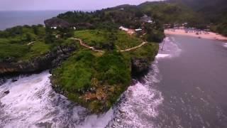 FLY #5 Menikmati Keindahan Pantai Gesing Gunungkidul