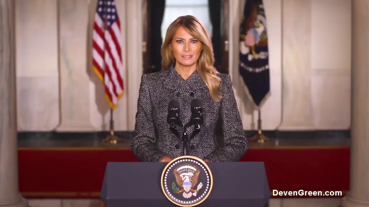 Goodbye Melania Video