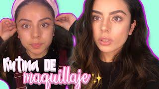 Mi rutina de maquillaje en 5 minutos / Karla Jaramillo - gearbest