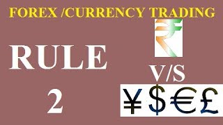 RULE-2 -12 Golden Rules For Forex Trading Success(HINDI) [ TOP RATED ]