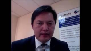 """Запись вебинара """"Информационная журналистика"""" на казахском языке"""