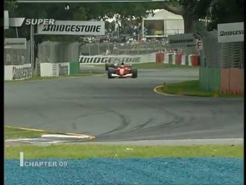 F1 Australia 2001