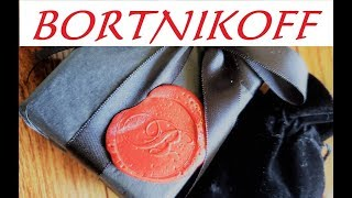Bortnikoff fragrance overview & giveaway: Mysterious Oud, Coup de Foudre and Bonheur.