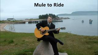 Mule to Ride