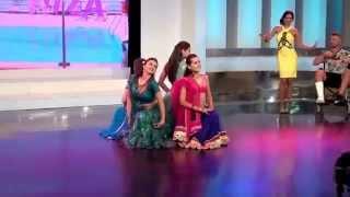 Thoda sa pagla & Jadoo ki jhappi - IndraDance Group - Antena stars