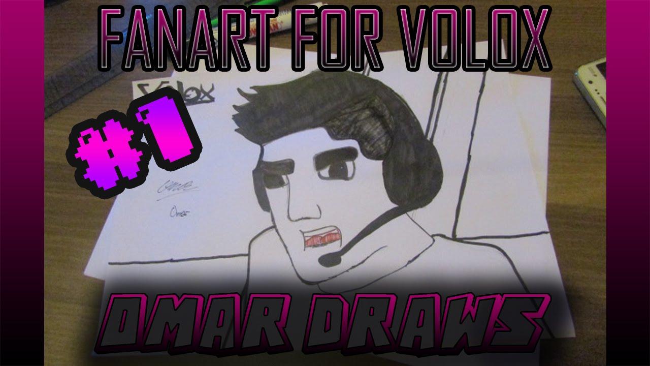 Download Omar Draws #1  FAN ART FOR VOLOX !!!