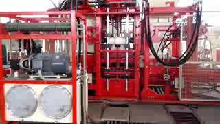 Golden steel mills, block making machine in pakistan/ Gsm 15 block machine production video(2)