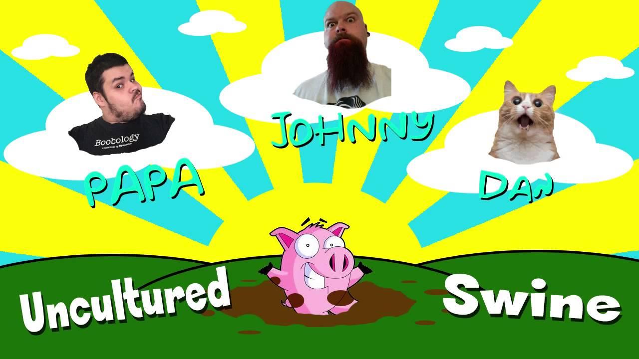 Uncultured Swine Podcast #13: Ham Alone (Lost In New Pork ...