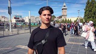Als Ausländer auf einem türkischen Bazar 😂 l Yavi TV