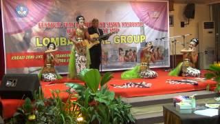 Vocal Group Jateng (SMPN2 Semarang) tk. Nasional FLS2N 2014 (Penyisihan)