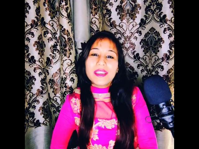 Singing Entry   Shivani Bhat   Noida, India