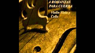 Romanza Nº 3 Piano y violín - Mauricio Rios