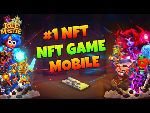 IDLE MYSTIC (GET FREE NFT TOKENS!!) BEST NFT GAMES ANDROID iOS MOBILE!!