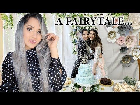 A FAIRYTALE BRIDAL SHOWER | Fictionally Flawless